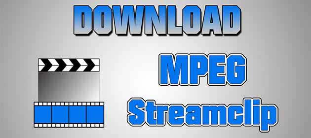 Download MPEG Streamclip para Windows e MAC.