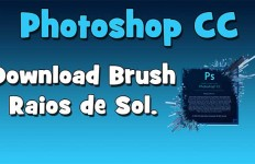 Download Brush Raios de Sol - Photoshop