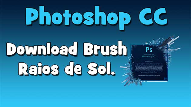 Download Brush Raios de Sol – Photoshop